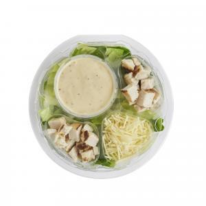 Hannaford Caesar Salad with Chicken