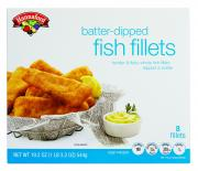 Hannaford Batter Dipped Fish Fillets