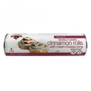 Hannaford Cinnamon Rolls With Cream Cheese Icing