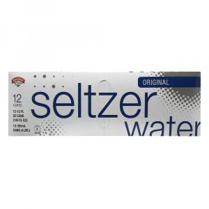 Hannaford Original Seltzer Water