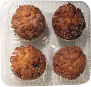 Hannaford Autumn Variety Muffins