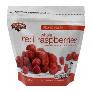 Hannaford Red Raspberries