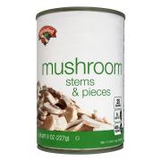 Hannaford Mushrooms Stems & Pieces
