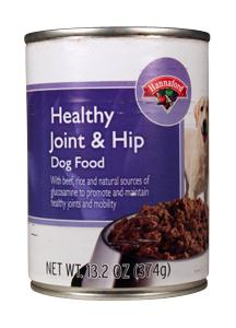 Hannaford Healthy Joint & Hip Dog Food