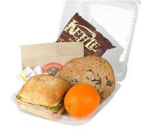 Ham Rustica Premium Boxed Lunch