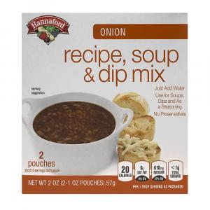 Hannaford Onion Soup Mix