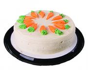 """Hannaford 8"""" Double Layer Carrot Cake"""
