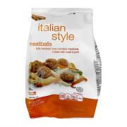 Hannaford Italian Meatballs