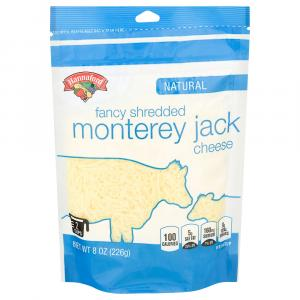 Hannaford Monterey Jack Shredded Cheese