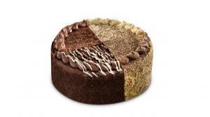 8 Inch Chocolate Variety Cake