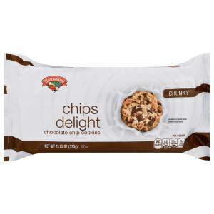 Hannaford Chunky Chips Delight Chocolate Chip Cookies