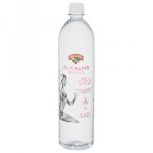 Hannaford Alkaline Water