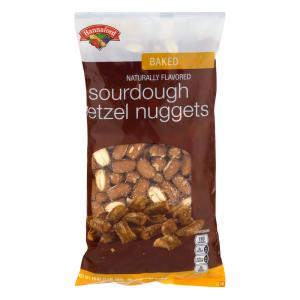 Hannaford Sour Dough Pretzels