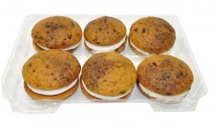 Jr. Pumpkin Chocolate Chip Whoopie Pie Limited Time Only