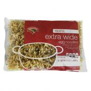 Hannaford Extra Wide Egg Noodles