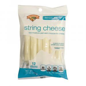 Hannaford Mozzarella String Cheese