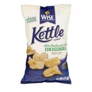 Wise Kettle Reduced Fat Original Chips
