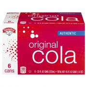 Hannaford Authentic Original Cola