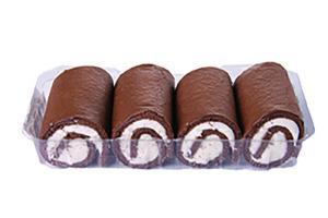 Jr. Chocolate Swiss Rolls