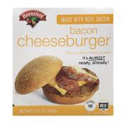 Hannaford Bacon Cheeseburger
