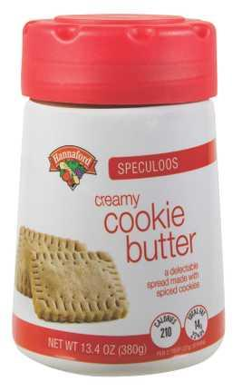 Hannaford Speculoos Creamy Cookie Butter