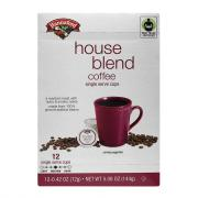 Hannaford House Blend Coffee Single Serving Cup