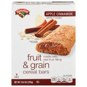 Hannaford Apple Cereal Bars