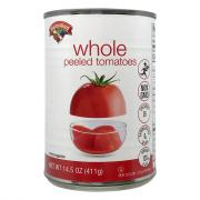 Hannaford Whole Peeled Tomatoes