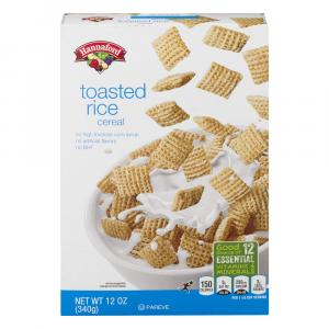 Hannaford Toasted Rice Cereal