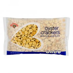 Hannaford Oyster Crackers