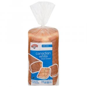 Hannaford Premium Canadian White Bread