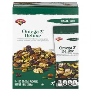 Hannaford Omega 3 Deluxe Trail Mix
