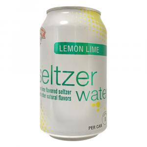 Hannaford Lemon Lime Seltzer Water