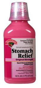Hannaford Regular Strength Pink Bismuth