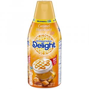 International Delight Caramel Macchiato Gourmet Coffee Crmr