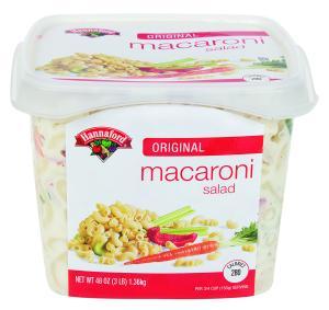 Hannaford Macaroni Salad
