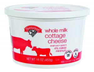 Hannaford Cottage Cheese