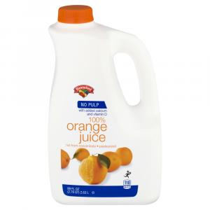 Hannaford Premium Orange Juice w/Calcium