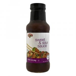 Hannaford Sweet and Sour Sauce