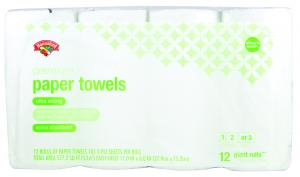Hannaford Premium Giant Roll Paper Towels Choose A Size