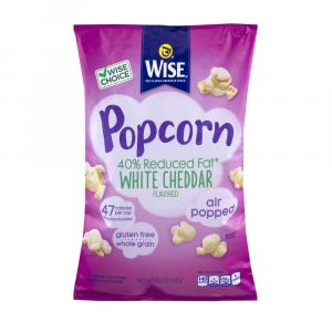 Wise Reduced Fat White Cheddar Popcorn