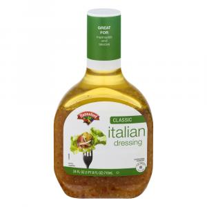 Hannaford Italian Salad Dressing