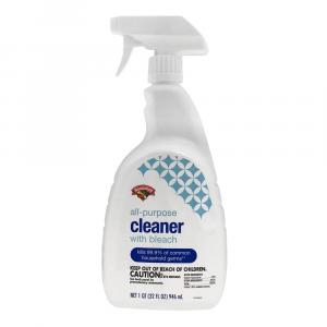 Hannaford Cleaner With Bleach