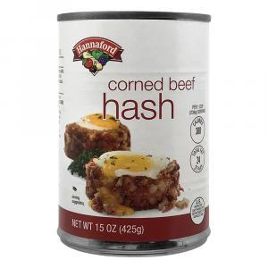 Hannaford Corned Beef Hash