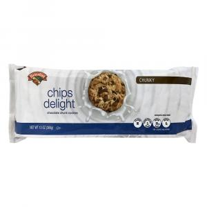 Hannaford Chunky Chips Delight Chocolate Chunk Cookies