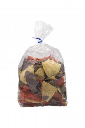 Red White & Blue Tortilla Chips