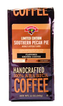 Hannaford Southern Pecan Ground Coffee