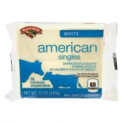 Hannaford White American Cheese Product Slices