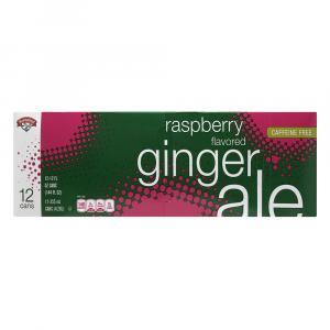Hannaford Raspberry Flavored Ginger Ale