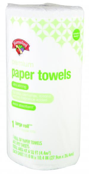 Hannaford Premium Paper Towels